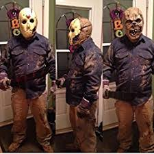 Jason Voorhees Costume Rubies Costume Friday The 13th Part 7 New Blood Jason Voorhees