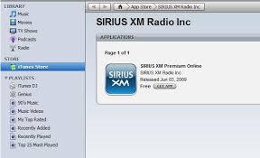 Seeking Season 1 Itunes Sirius Xm App Available For Itunes The Trade Seeking Alpha