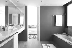 fascinating black and white tile bathroom decorating ideas and