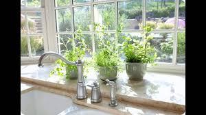 Window Sill Herb Garden Designs Garden Window Garden Ideas