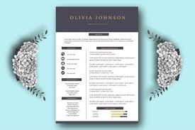 21 sample one page resume templates free u0026 premium download