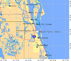 Florida Map Of Cities And Counties Brevard County Florida Detailed Profile Houses Real Estate