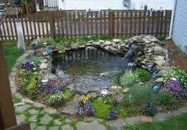 Backyard Pond Ideas Small Ponds In Backyard Outdoor Goods