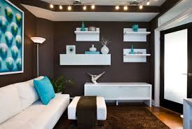 colors of nature modern interiors with a splash of turquoise and