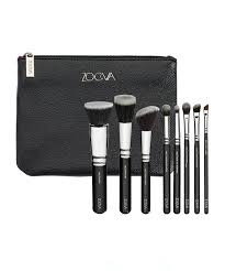 vegan professional brush set by zoeva