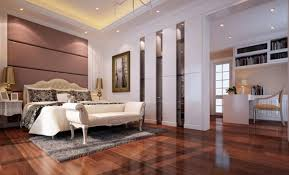 proportional interior design bedroom with powerful impression