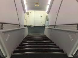 Handrail Synonym Trip Review Korean Air Business Class On The A380 Upper Deck Lax