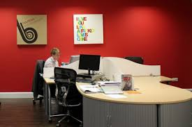 wall color ideas for you a great atmosphere in the office work