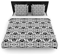 Black And Gray Duvet Cover Mydeas