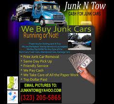 junk n tow for junk cars junk car removal junk car removal