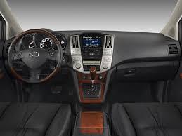 lexus rx400h maintenance 2008 lexus rx400h cockpit interior photo automotive com