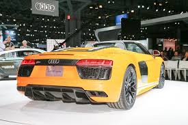 Audi R8 Yellow 2016 - audi r8 spyder 2017 wallpapers wallpaper cave