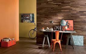 revetements muraux bois la pose horizontale du bois mural