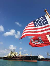 Flag Corps Corps U0027 Essayons Keeps Hawaii Shipping Moving U003e Pacific Ocean