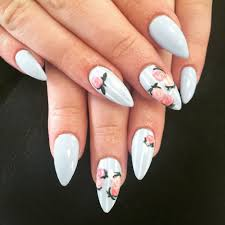 nail art pretty acrylic nail designspretty nailspretty