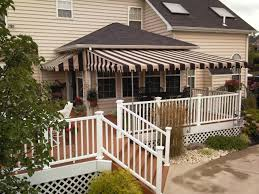 Canvas Awning Deck U0026 Patio Canvas Canopy Globe Canvas