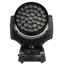 37pcs 10w 4in 1 moving led stage enquipment martin moving