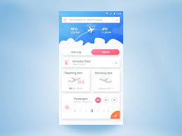 Material Design Ideas 25 Best Flight App Ideas On Pinterest App Ui Design App And