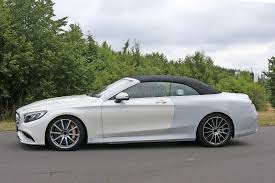 mercedes amg convertible mercedes s63 amg convertible lidless limo gets a go faster