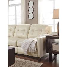 Leather Queen Sofa Bed by Contemporary Leather Match Queen Sofa Sleeper By Signature Design