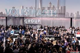 volkswagen group volkswagen group night shanghai 2015 gtspirit