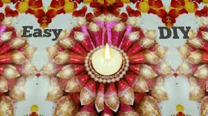 Diwali Decoration Ideas For Home Diwali Diya Decoration Ideas At Home Diy Easy Diya Decoration