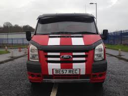 ford transit recovery truck spent sport kit in barrhead
