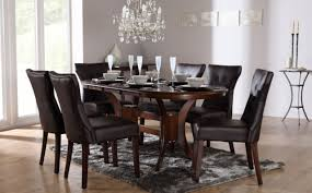 Extending Dining Table And 6 Chairs Wooden Dining Table And Chair Sets Collection On Ebay