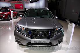 nissan terrano india interior nissan terrano awd at the 2014 moscow motor show front indian