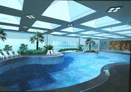 House Plans With Indoor Swimming Pool Charming House Design With Indoor Swimming Pool Ideas With Beach