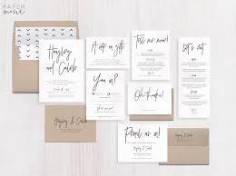 cool wedding invitations 75 unique wedding invitations for cool couples emmaline