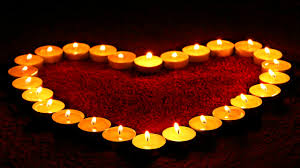 wallpaper candle lights hd photography 9270