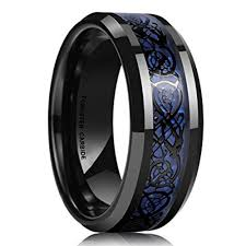 men celtic rings images 8mm unisex or men 39 s tungsten wedding band celtic wedding bands jpg