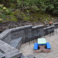 retaining wall ideas slope u2013 easy simple landscaping ideas