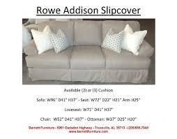 Large Sofa Slipcover Barnett Furniture Larger Sofas90