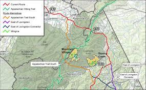 Appalachian Trail Map Virginia by Wintergreen Real Estate Wintergreen Leaders Since 1974