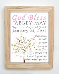 catholic baptism gifts christening gift baptism gift baby girl by silvercoastcreations