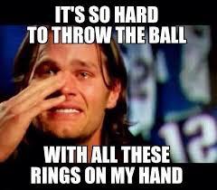 Tom Brady Funny Meme - new england patriots tom brady painted blaster props pinterest