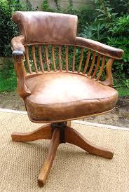 le de bureau ancienne de bureau ancienne 2 avec fauteuil ancien pivotant bois assise ety