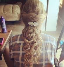 cute prom hairstyles for long easy diy prom hairstyles for
