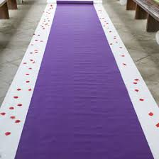 purple aisle runner shop easter table favors uk easter table favors free delivery to