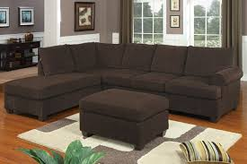Chocolate Brown Sectional Sofa With Chaise Sectional Sofa Admirable Design Of Chocolate Brown Sectional Sofa