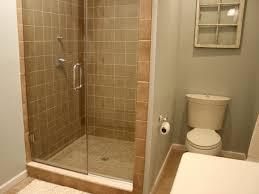 doorless shower design ideas for inspiration decorating