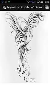 25 best top tats images on pinterest rising phoenix tattoo