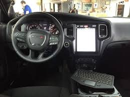 inside of dodge charger dodge aims to gain ground with 2016 charger pursuit car