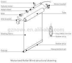 Auto Roller Blinds Nice Smart Fantastic Roller Blind Spring Mechanism For Home
