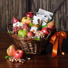 fruit and nut gift baskets fruit nuts betsys baskets