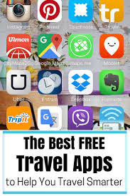 Best Map App Best Free Travel Apps To Help You Travel Smarter The Trusted
