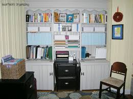 Bookshelf Makeover Ideas Bookcase Makeover And Pull Out Desk For Home Office Heartworkorg Com