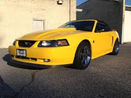 Mustang 2004 Gt 2004 Mustang Gt Convertible Supercharged Svtperformance Com